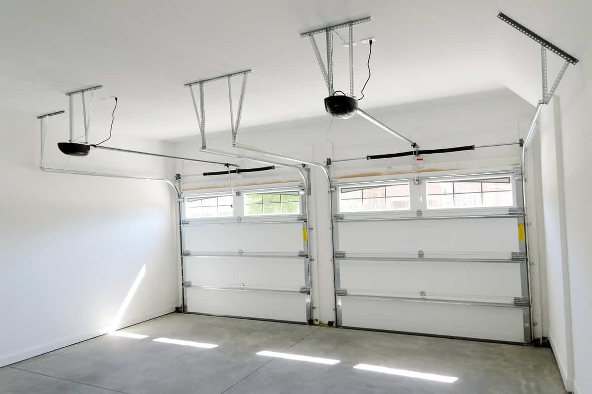 ¿Qué tipos de puertas automáticas puedo instalar en mi garaje? 1