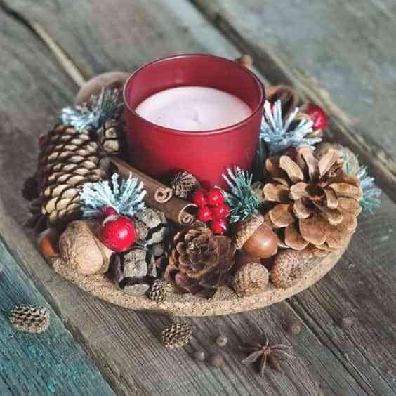 ambientador natural navideno III