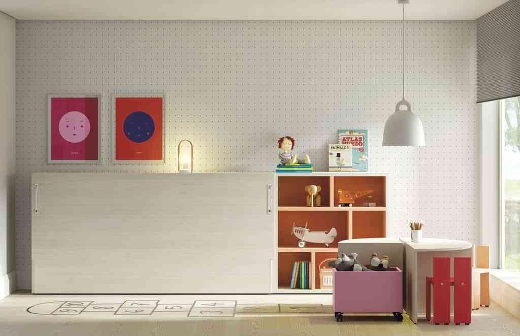 Diseña y recrea un dormitorio juvenil acorde a la personalidad de tus hijos 1
