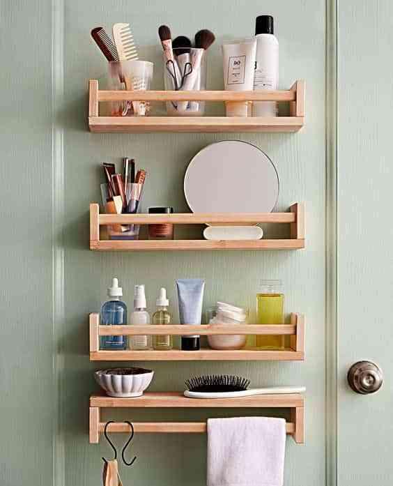 decorar con el estante especiero de Ikea III