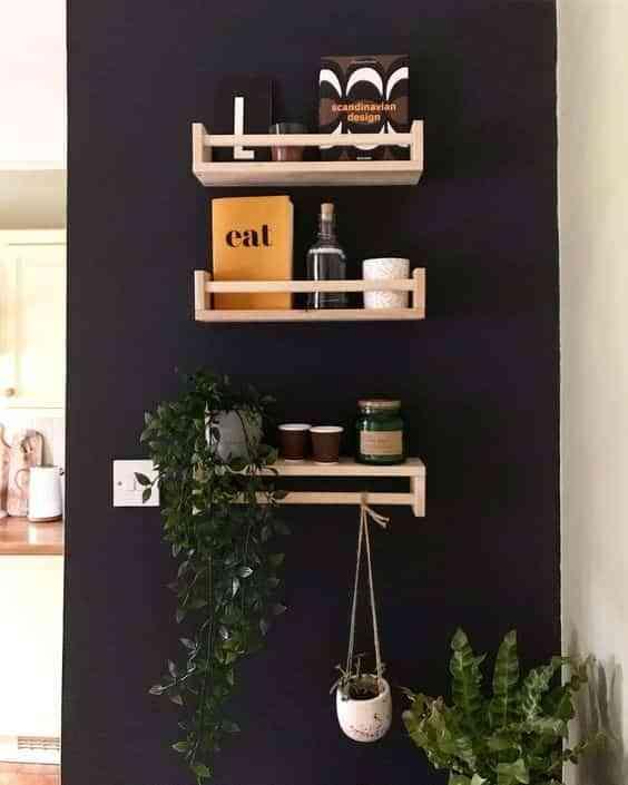 decorar con el estante especiero de Ikea IV