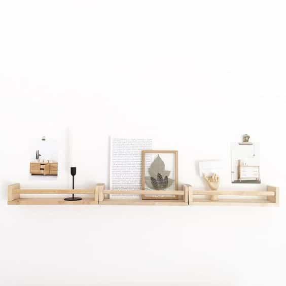 decorar con el estante especiero de Ikea V