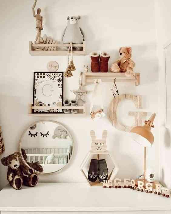 decorar con el estante especiero de Ikea