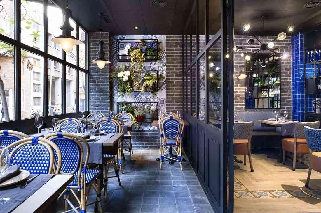 Montes de Galicia, el restaurante Pantone 2020 3
