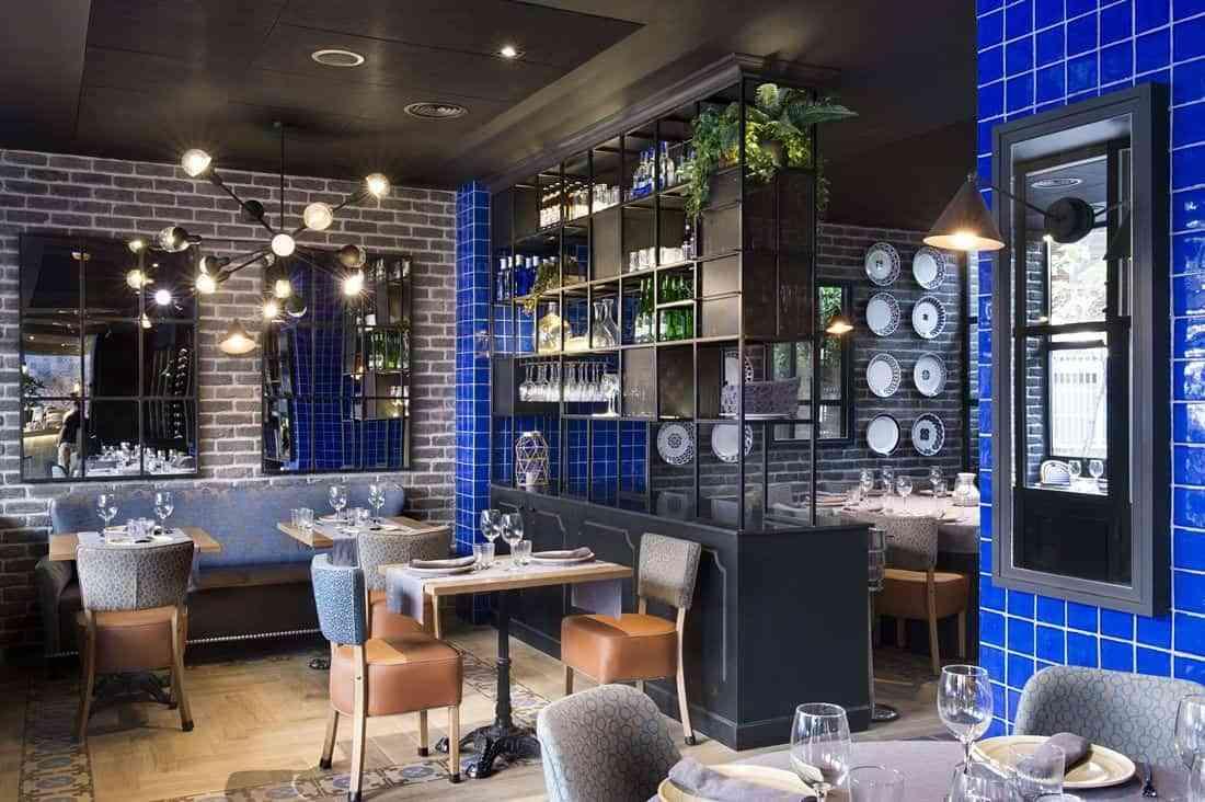 Montes de Galicia, el restaurante Pantone 2020 2