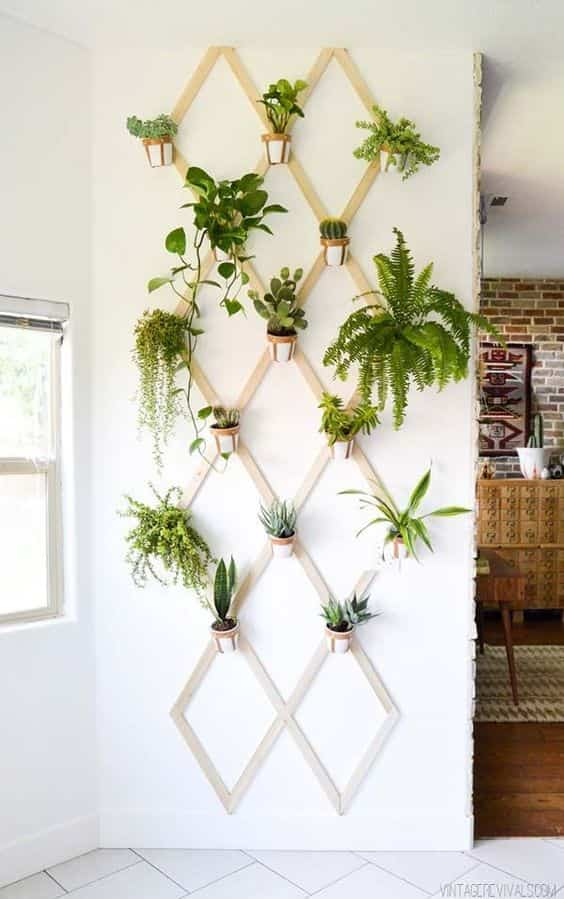 bricolaje para decorar paredes VIII