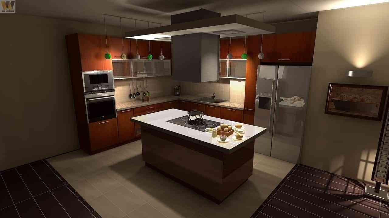 ¿Cuáles son las últimas novedades en muebles de cocina de 2020? 1