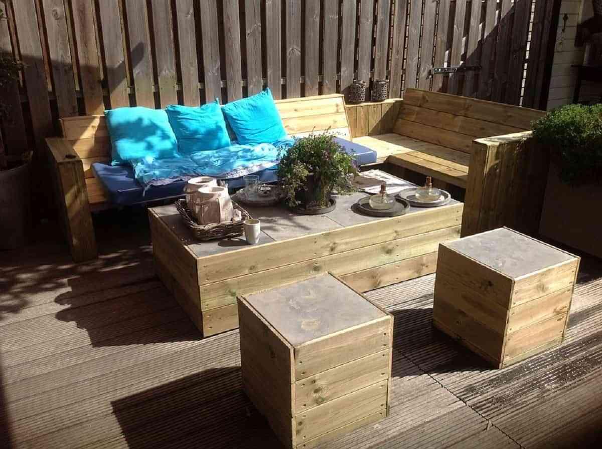Muebles de jardín: ¡ 4 ideas para organizar el espacio! 1