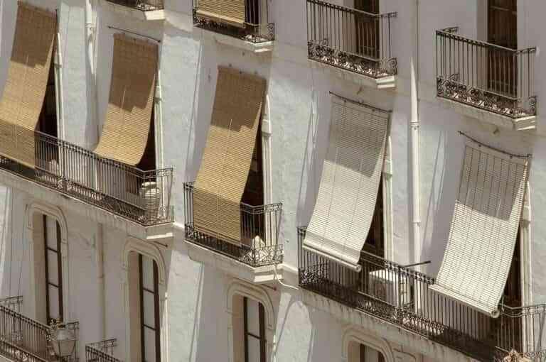 Persianas alicantinas, todo un clásico para nuestras ventanas