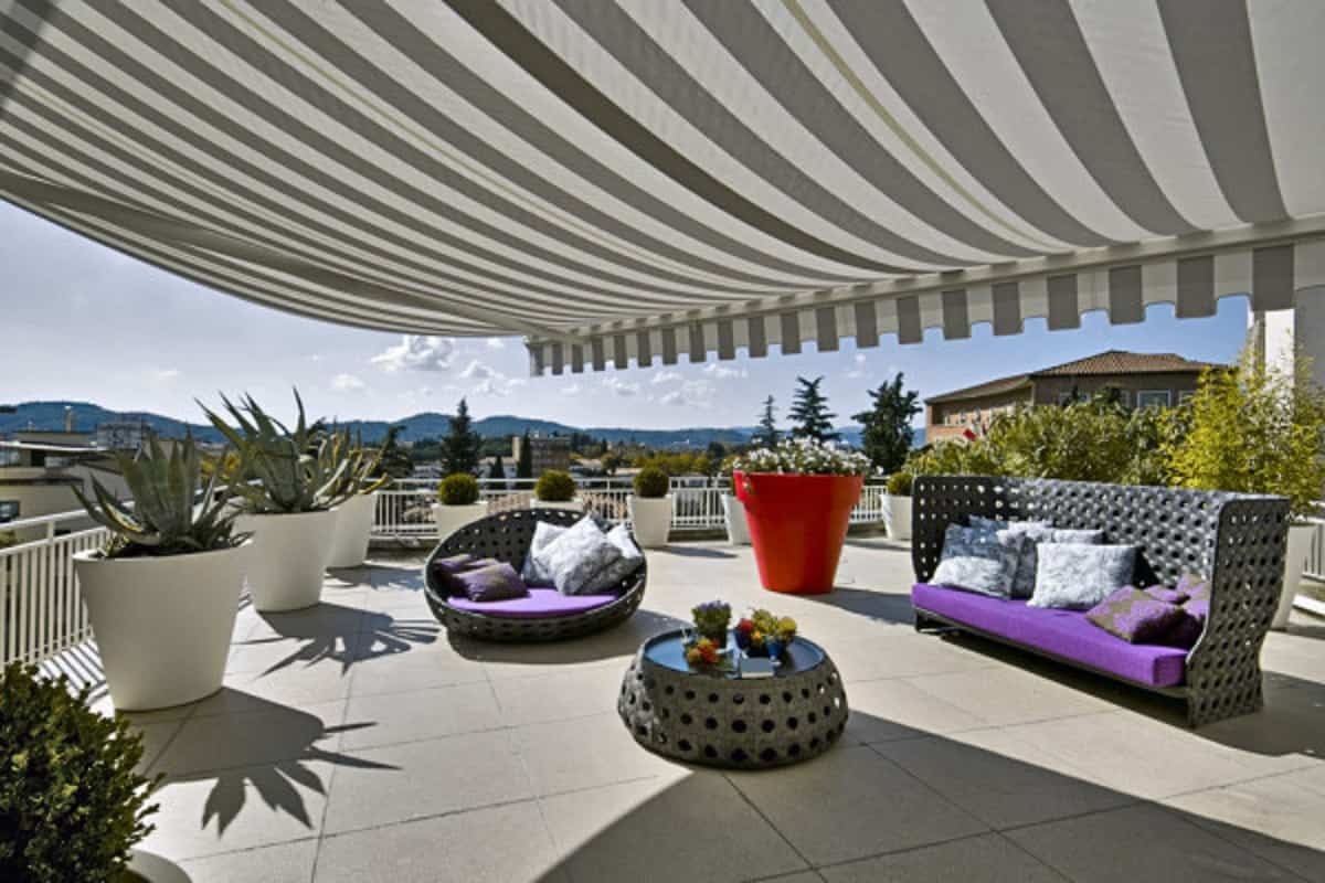 10 ideas para crear privacidad en tu terraza 5
