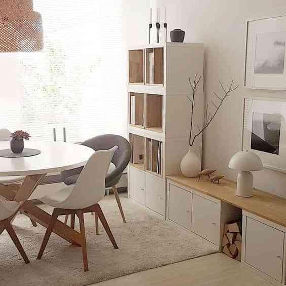personalizar la estanteria kallax mueble tv
