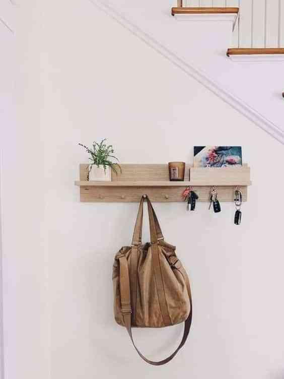 recibidor mini rack
