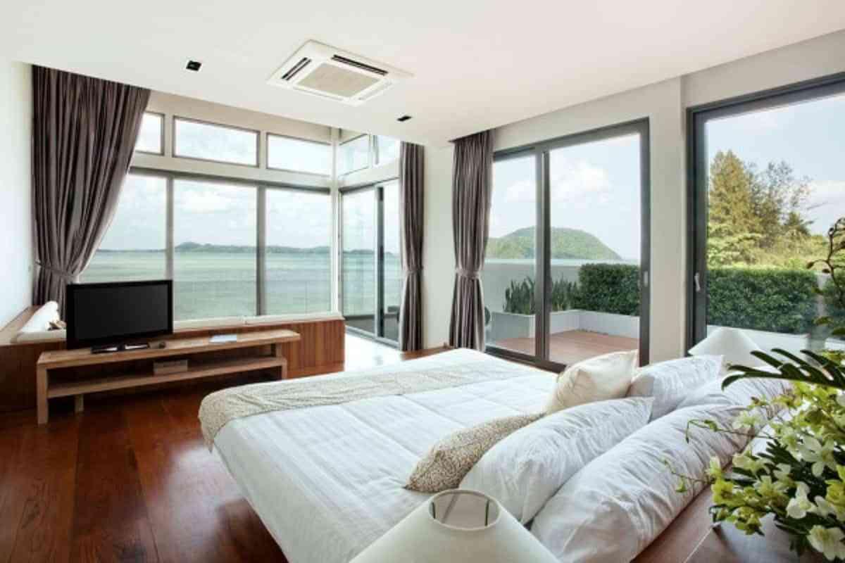 luz natural y ventilación en casa