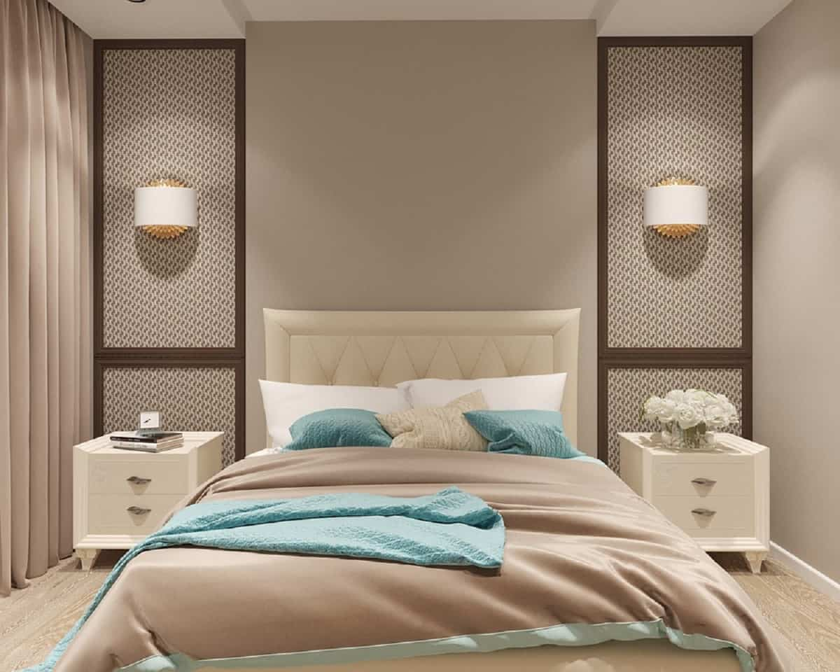 ubicación de la cama fundamental para incrementar la energía positiva en el dormitorio