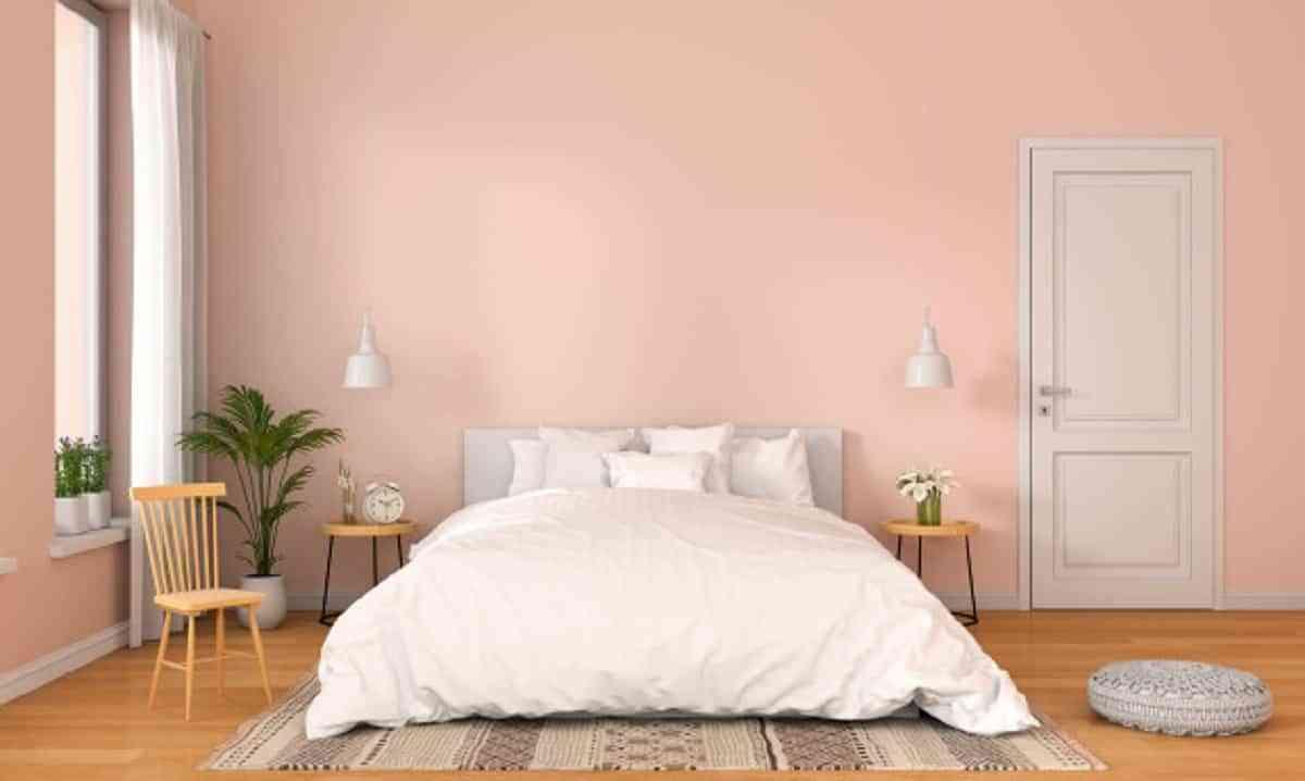 Pintar el dormitorio y decorarlo para atraer el amor