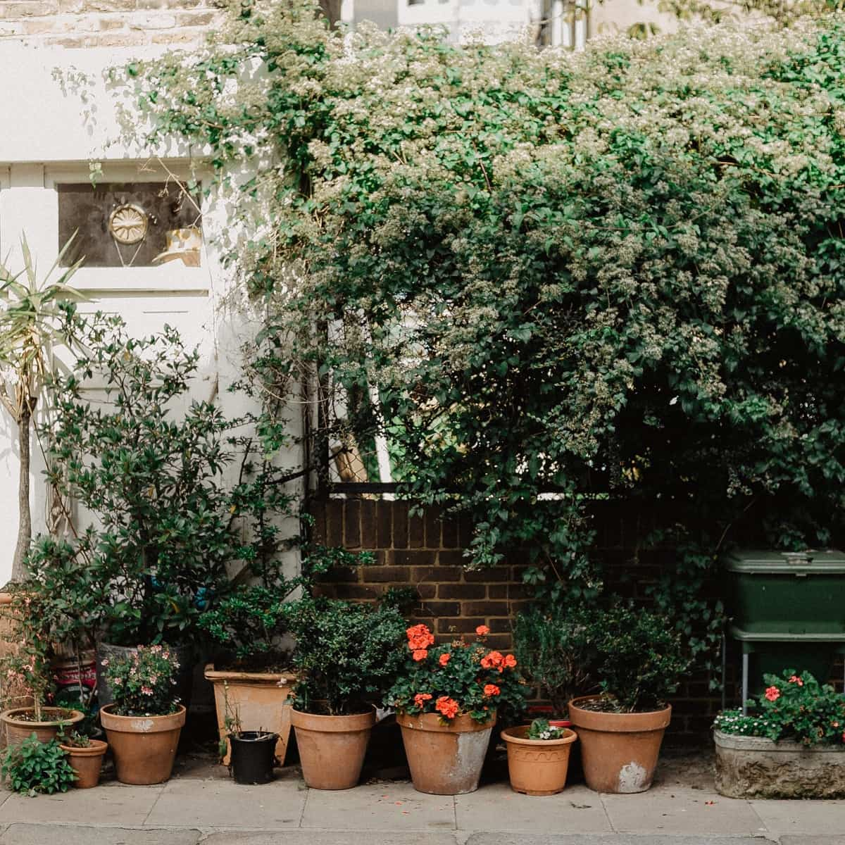 Ideas geniales para sacar partido a tu jardín pequeño 1