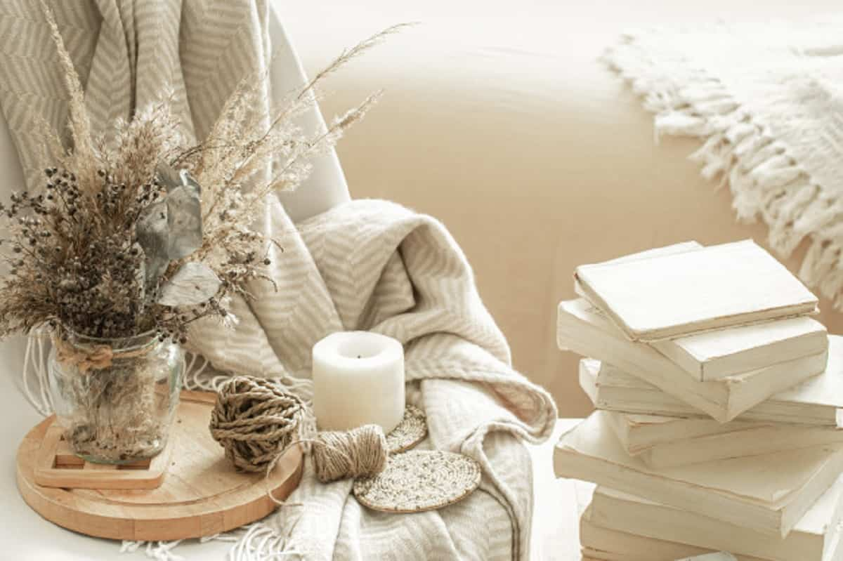 Estilo rústico: 7 ideas para acondicionar el hogar al llegar el frío 2