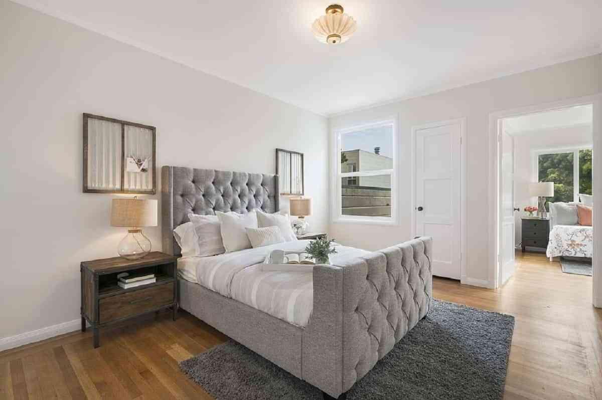 El cabecero es un elemento importante en la decoración del dormitorio