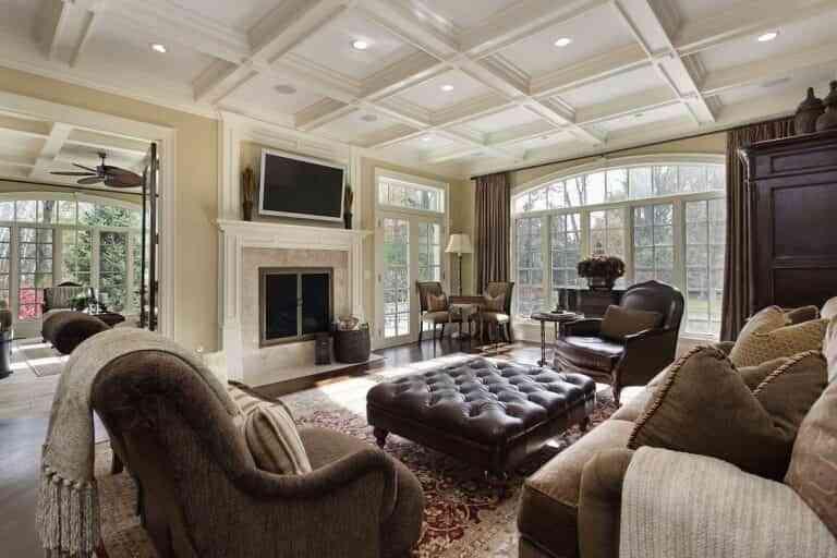 Consejos para decorar una casa con mucho glamour