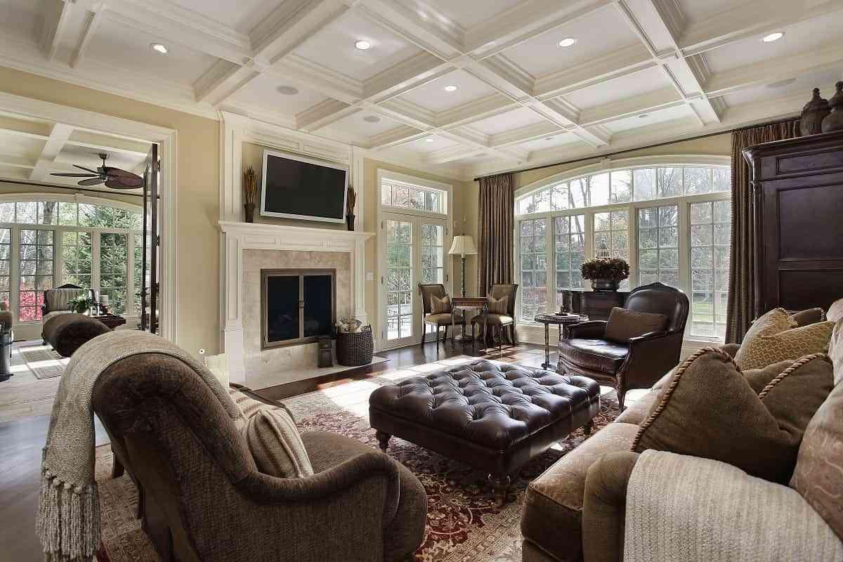 Consejos para decorar una casa con mucho glamour 1