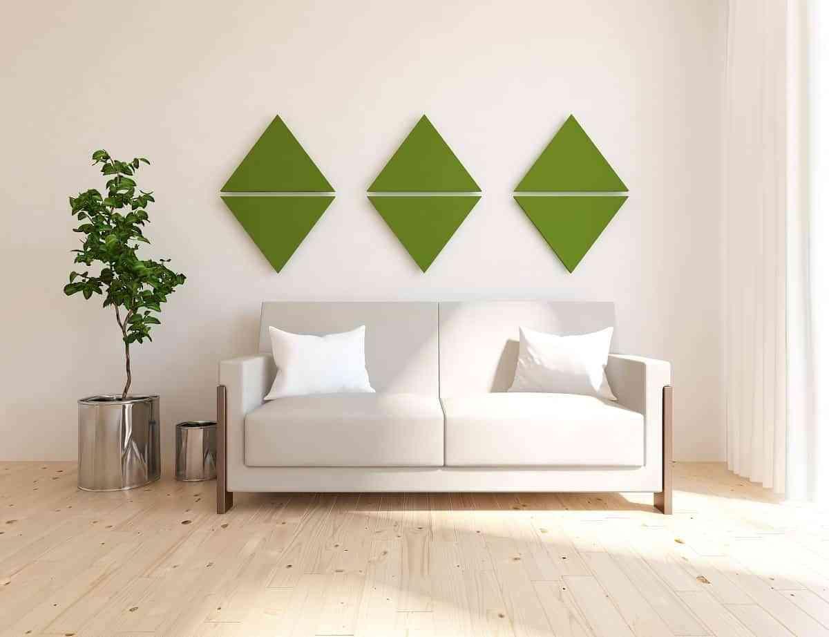 Claves para decorar un salón con estilo nórdico