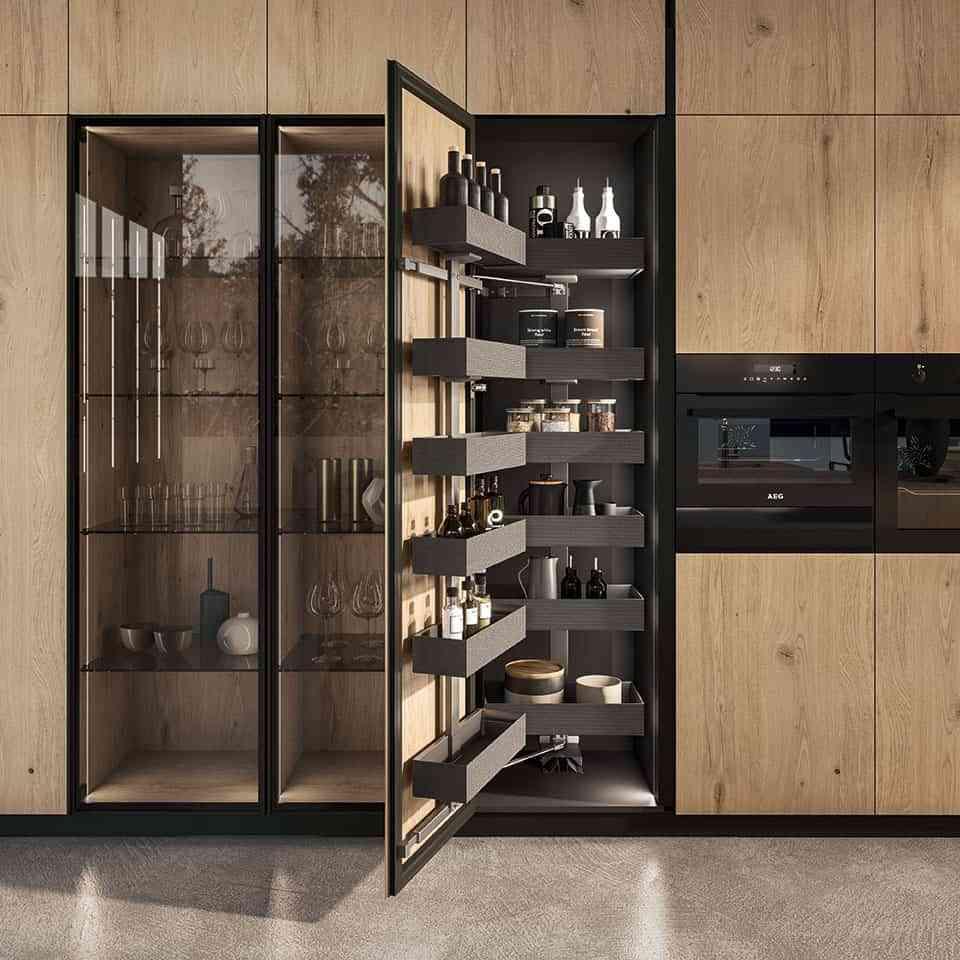 Tendencias en accesorios para muebles de cocina 1