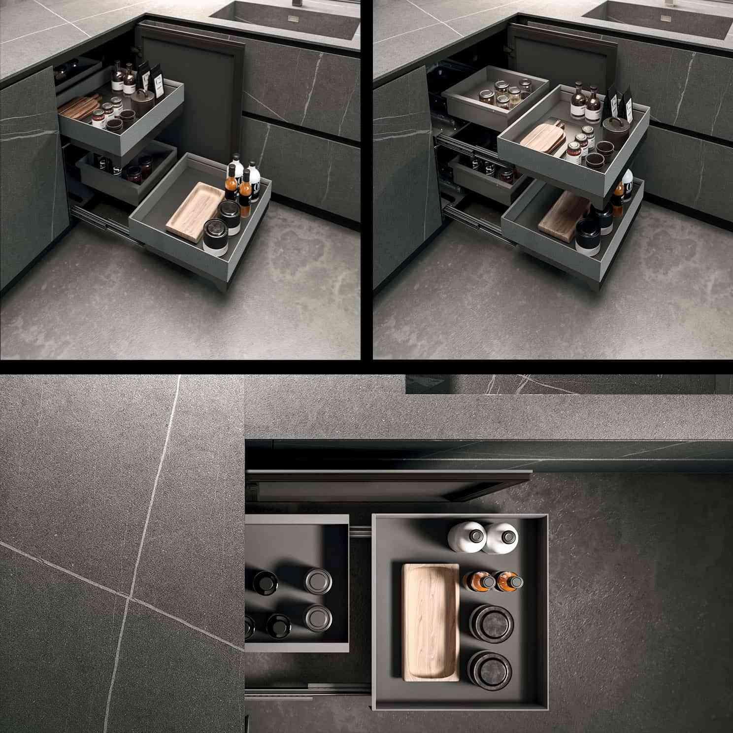 Tendencias en accesorios para muebles de cocina 2