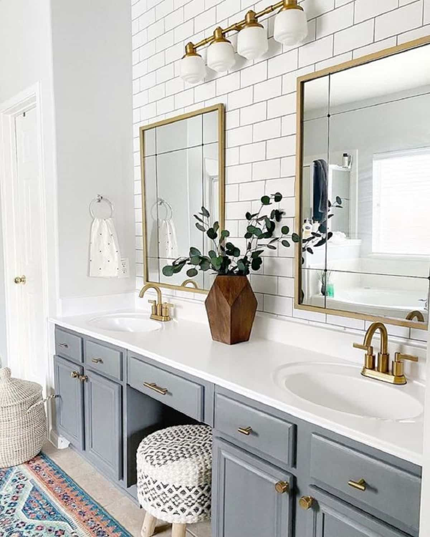 Estilo nórdico: 9 ideas renovadoras para tu baño