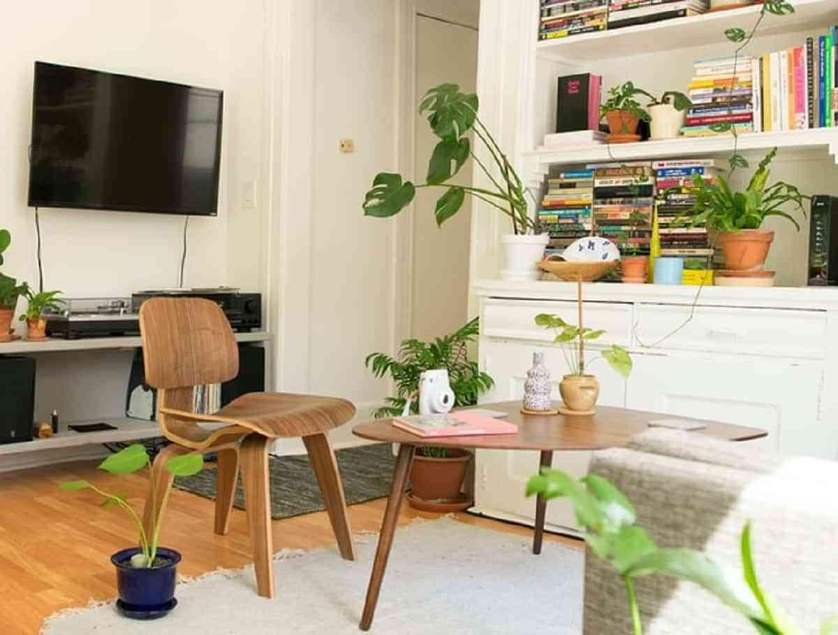 8 ideas decorativas para separar un monoambiente