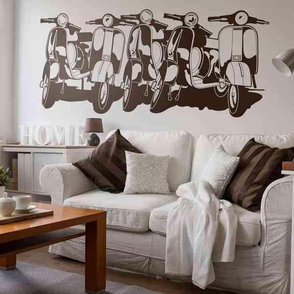 Renueva tus paredes con vinilos decorativos 1