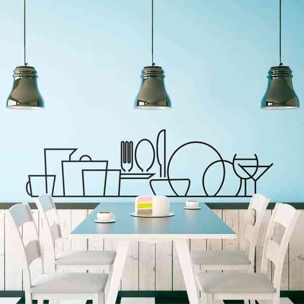 Renueva tus paredes con vinilos decorativos 2