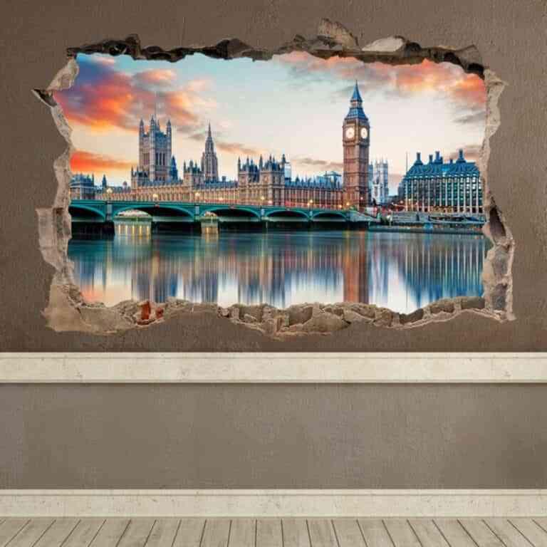 Renueva tus paredes con vinilos decorativos