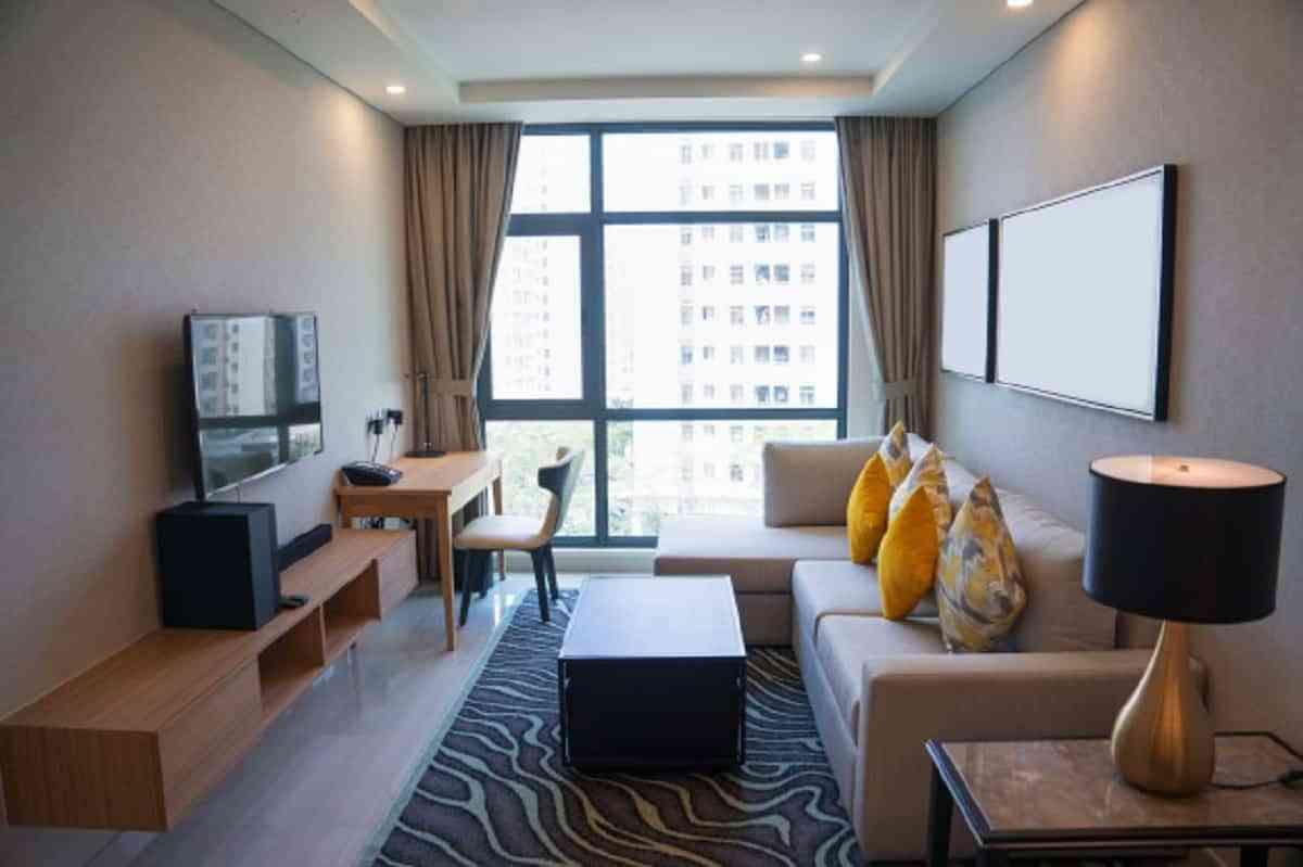 Las tendencias del 2021 son los muebles multifuncionales para ahorrar espacio.