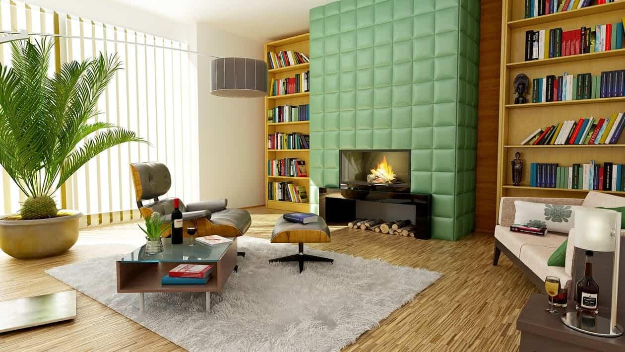 Las tendencias en decoración para salones muestra sillones cómodos, más lugares para descansar.