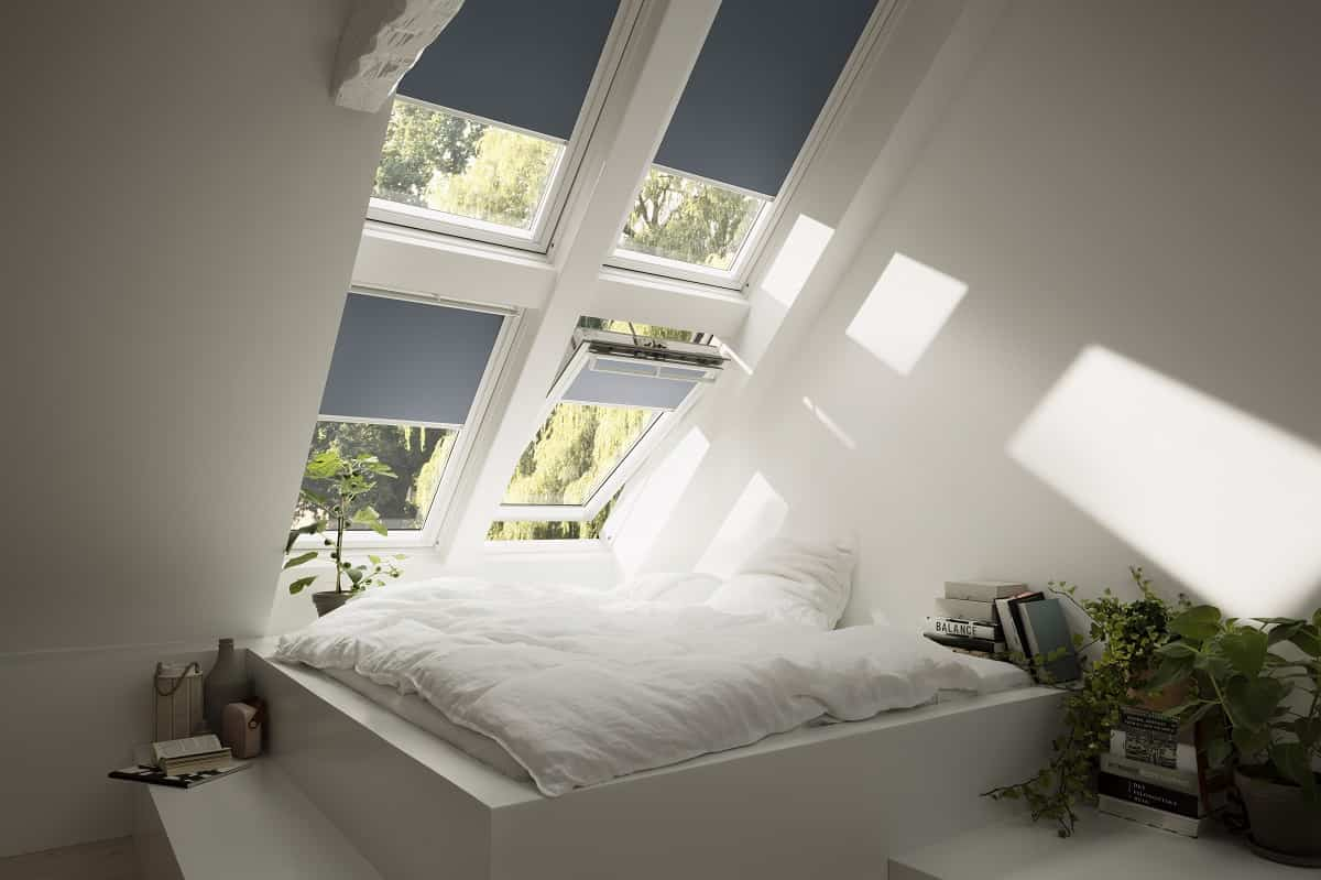 Sencillez y personalización en cortinas para ventanas de tejado 2