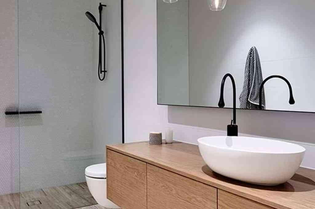 Claves para acertar con la decoración de un baño pequeño 2