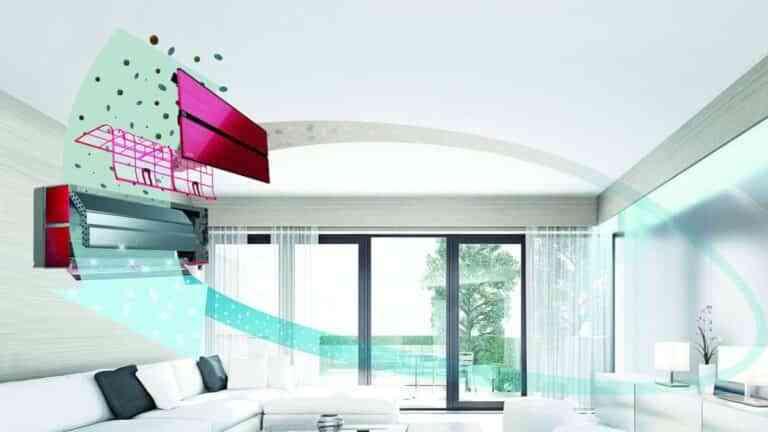 Beneficios para la salud de respirar un aire limpio en casa