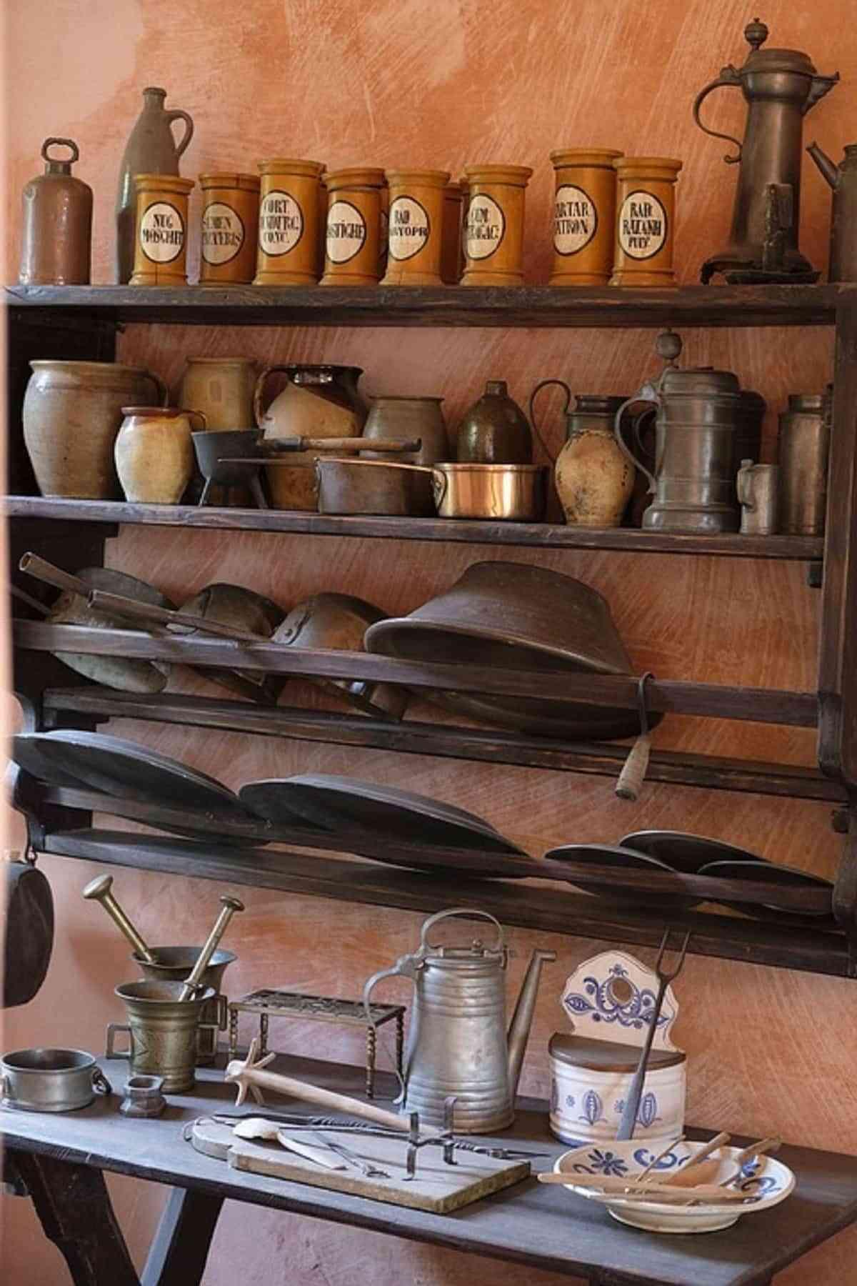 Es fundamental el orden y organización en la cocina para aprovechar el espacio al máximo.