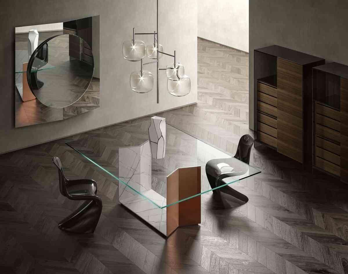 Diseño de vidrio: el encanto de la transparencia, entre la luz y la ligereza 4