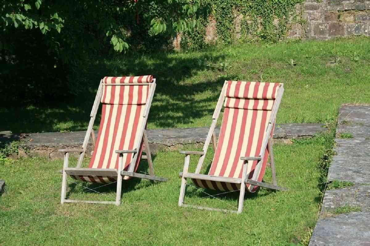 Son las tumbonas más económicas para poner en tu jardín o llevar a la playa.