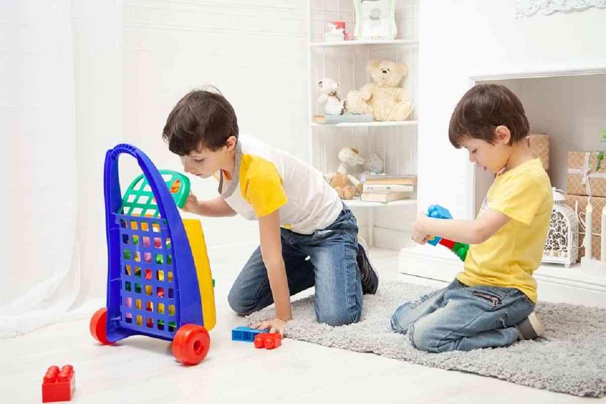 A los niños les encanta compartir la habitación, tengan sus camas y juguetes. comparten muy buenos momentos y genera más conexión entre ellos.