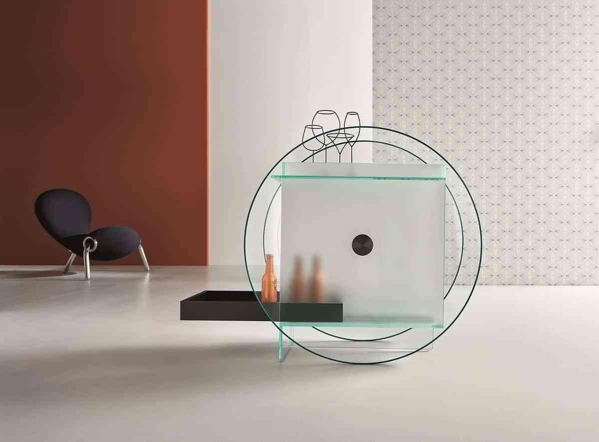 Diseño de vidrio: el encanto de la transparencia, entre la luz y la ligereza 5