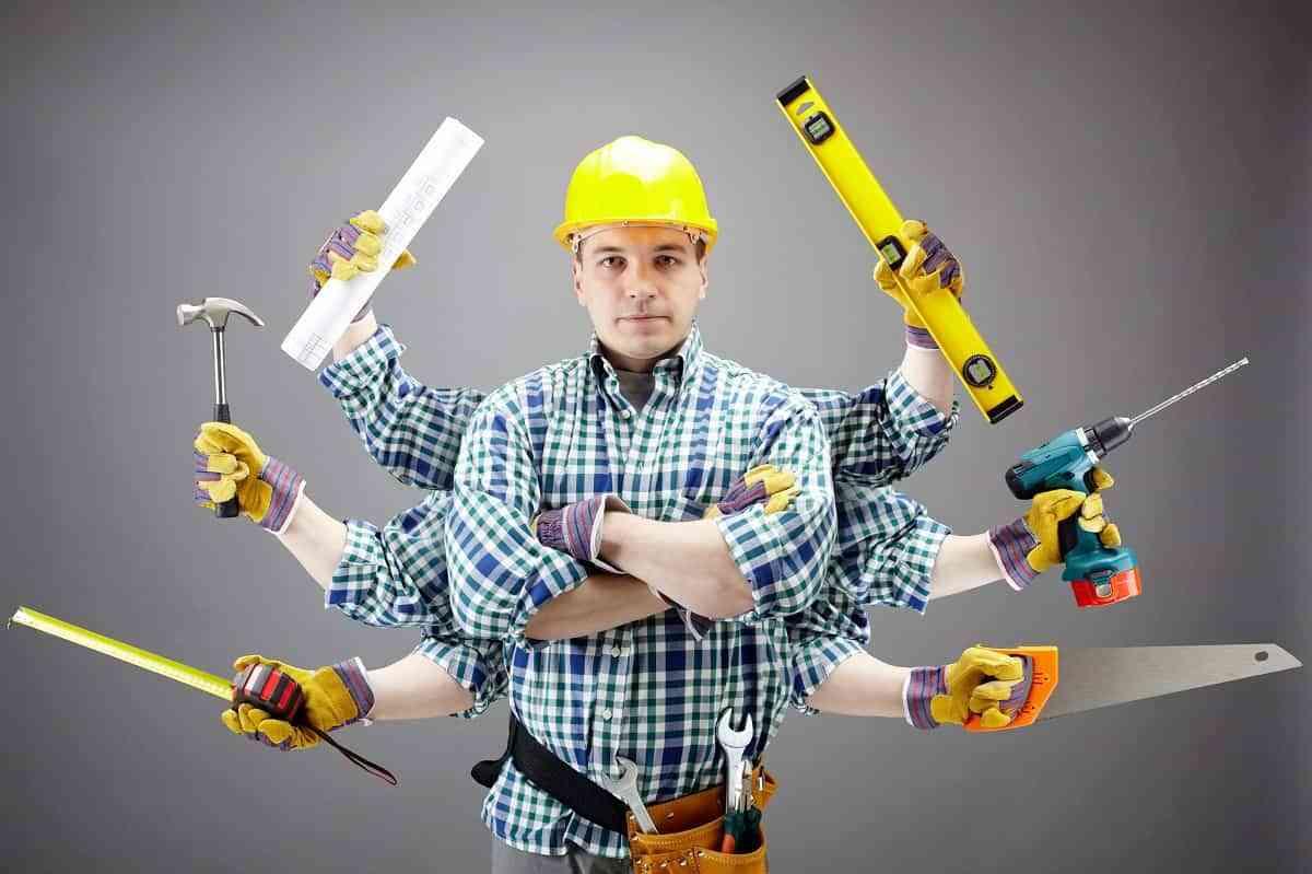 ¿Necesitas ayuda para tareas de bricolaje? Recuerda que tu seguro de hogar puede ayudarte 1