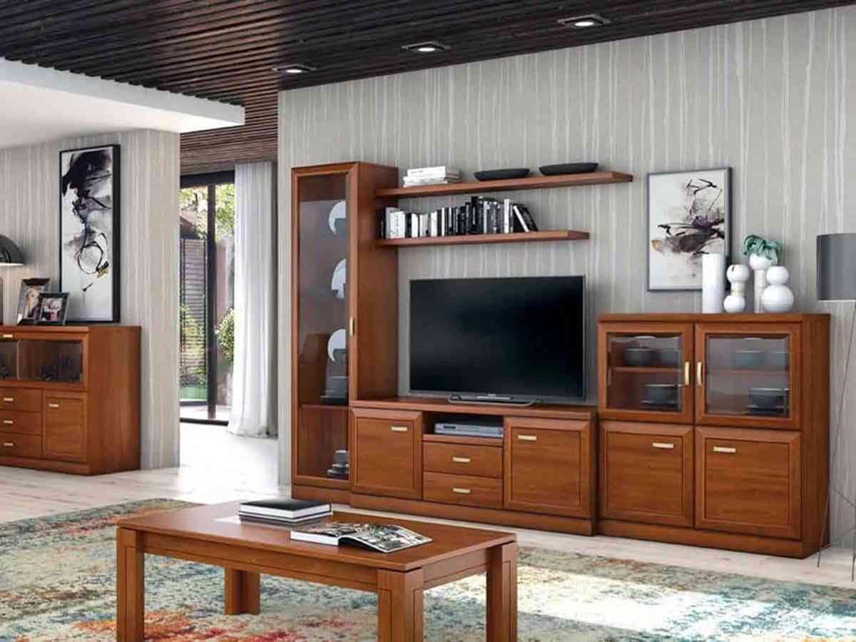 Muebles Salón, estilos de decoracion 2