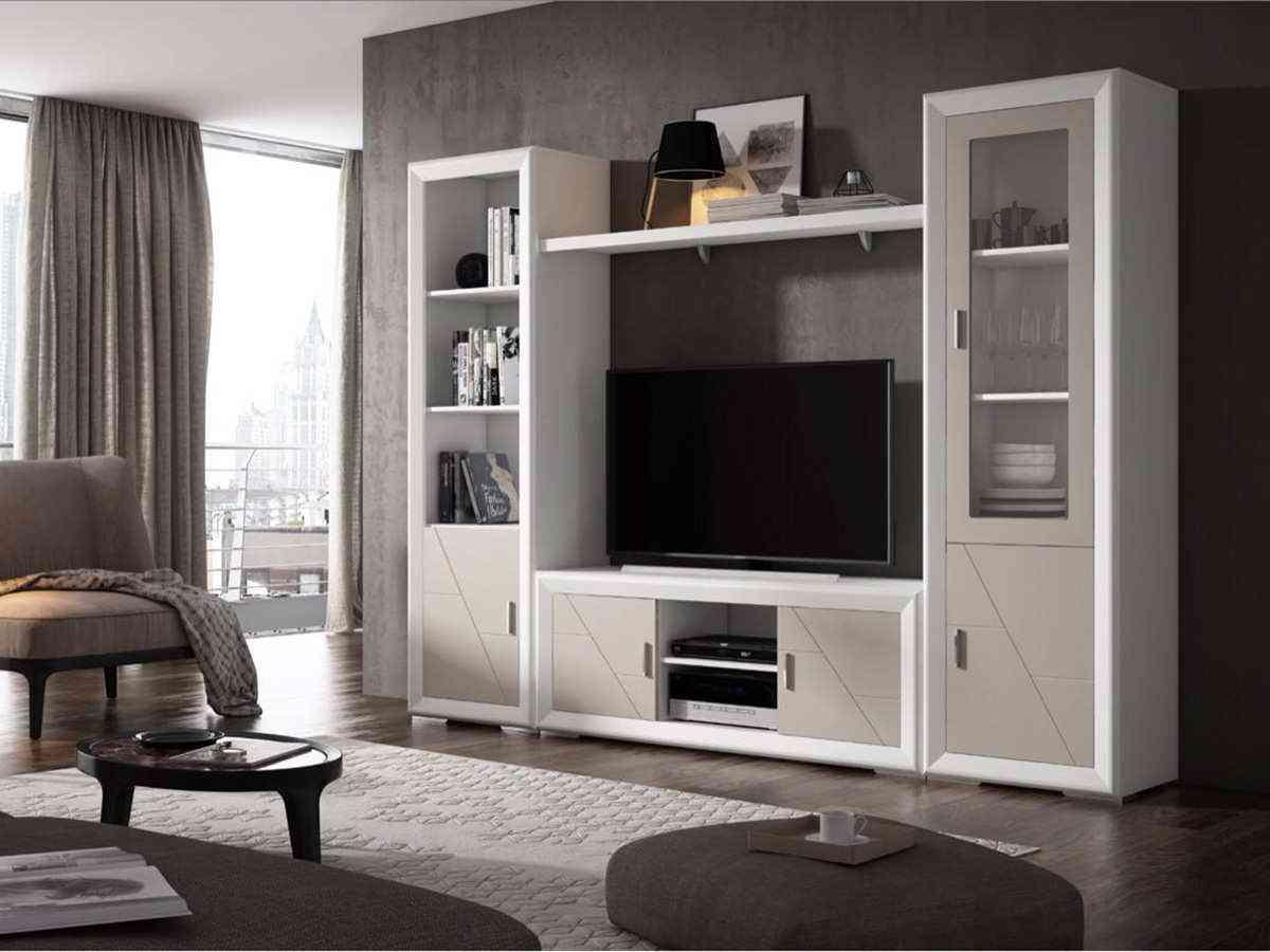 Muebles Salón, estilos de decoracion 4