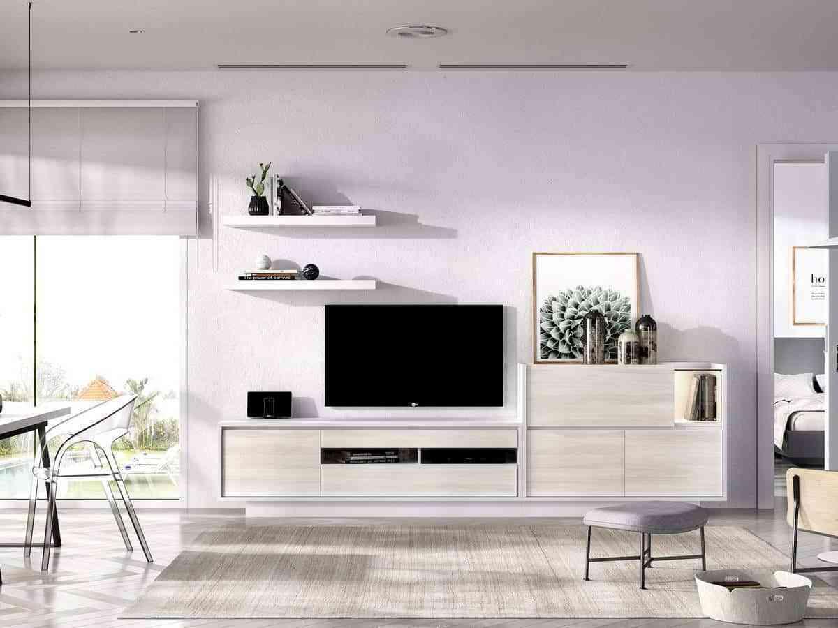 Muebles Salón, estilos de decoracion 1