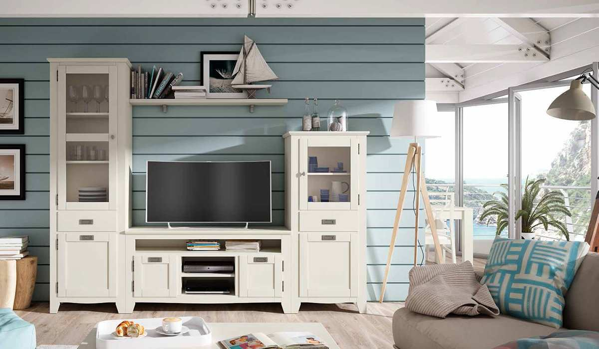 Muebles Salón, estilos de decoracion 3