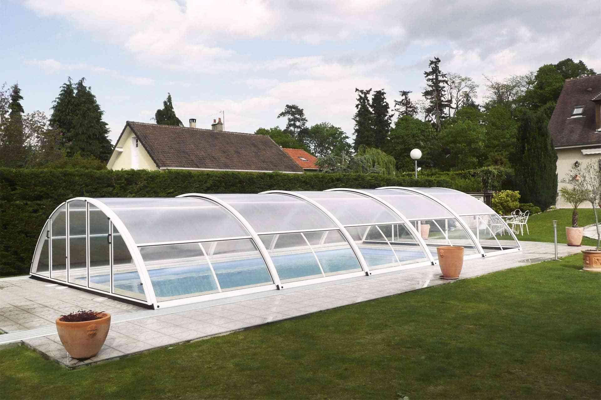 Cubiertas de piscinas, soluciones para tu jardín 3