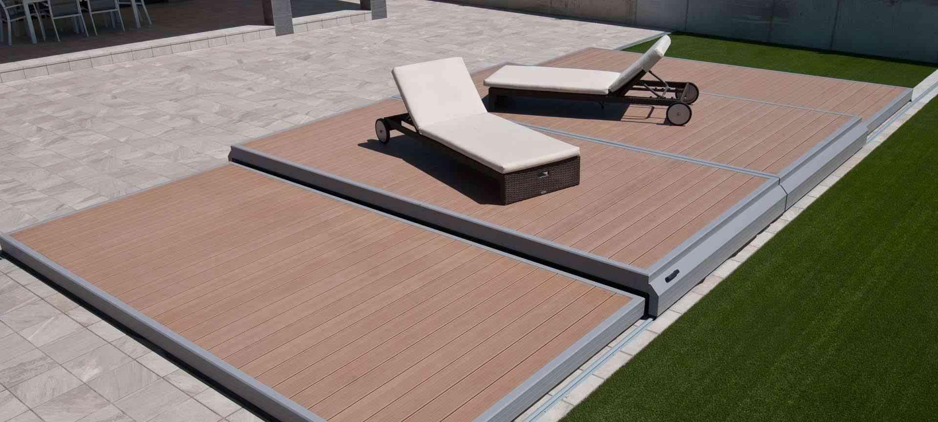 Cubiertas de piscinas, soluciones para tu jardín 2