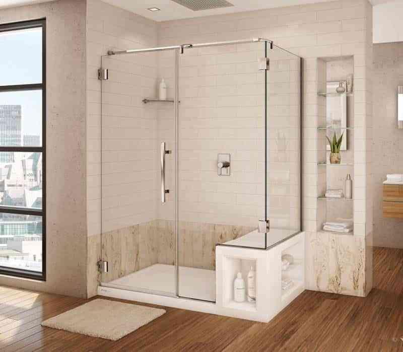 Mamparas de ducha, ¿cuál escoger para nuestro baño? 1